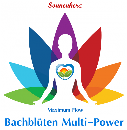 Bachblüten- Multi Power