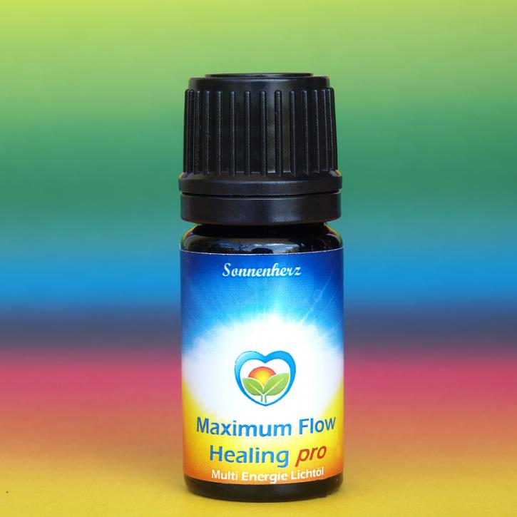 EnergieÖl mit Frequenzen von Lourdes, Fatima u.a. - Maximum Flow Healing Pro von Sonnenherz