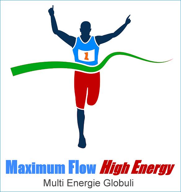 Maximum Flow High Energy - Power Globuli für Sport: Fußball, Kraftsport, Laufen, Bodybuilding, Handball uvm. Von Sonnenherz