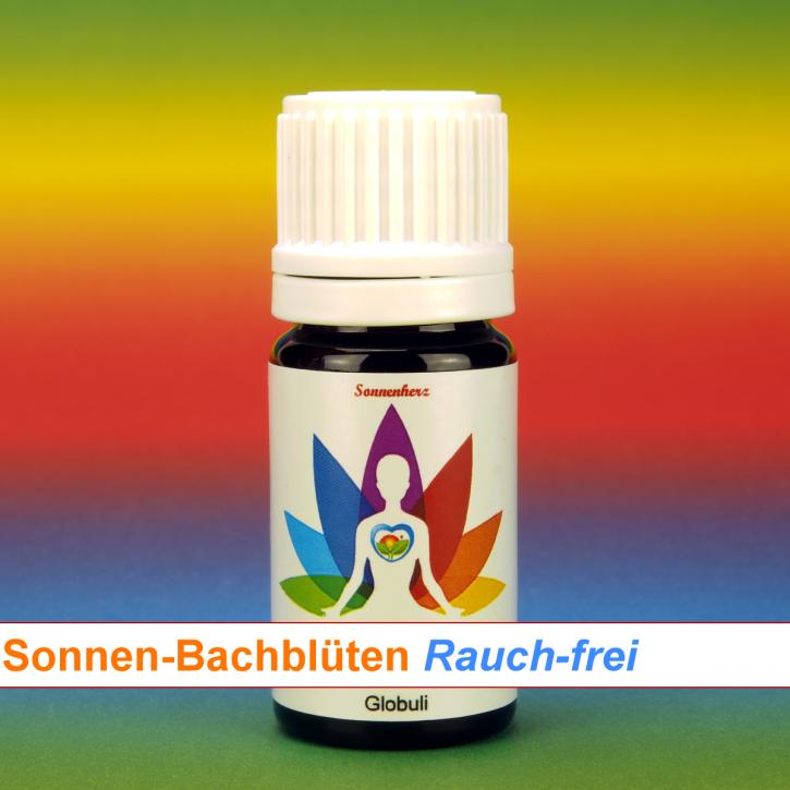 """Sonnenherz Bachblüten- Spezial- Globuli """"Rauch-Frei"""" von Sonnenherz - energetische & feinstoffliche Globuli. Zigarette, Nikotin, Rauchentwöhnung"""