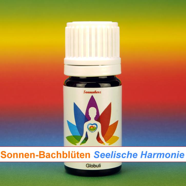 """Sonnenherz Bachblüten- Spezial- Globuli """"Seelische Harmonie"""" von Sonnenherz - energetische Lichtglobuli"""