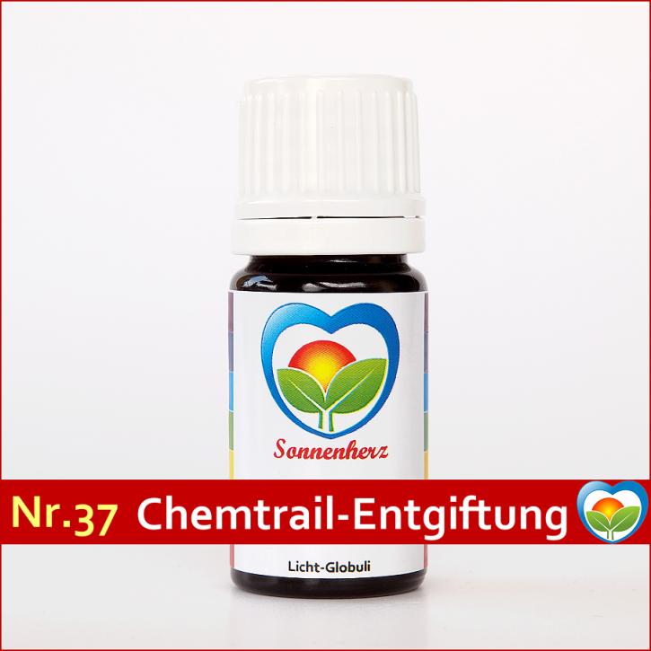 """Sonnenglobuli Nr. 37 """"ChemTrails-Entgiftung"""" von Sonnenherz. Energetische und feinstoffliche Lichtglobuli"""