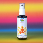 Yoga & Meditation Multi Energie Aura Lichtessenz 50ml- Power-Frequenzen von Sonnenherz