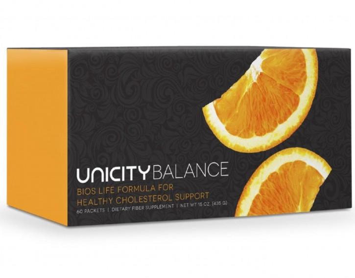 Unicity Balance (Bios Life Slim™) Ballaststoffdrink für Ihr Gewichtsmanagement 60 Sachets