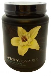 Mahlzeitenersatz Unicity Complete Vanilla Protein-Vitamin-Mineralstoffdrink