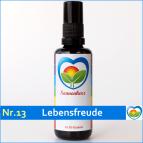 """Lichtessenz Nr. 13 """"Lebensfreude"""" von Sonnenherz - Aura Spray"""