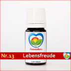 """Sonnenglobuli Nr. 13 """"Lebensfreude"""" von Sonnenherz - energetische Lichtglobuli"""