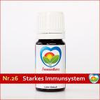"""Sonnenglobuli Nr. 26 """"Starkes Immunsystem"""" von Sonnenherz - energetische Lichtglobuli"""