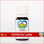 """Sonnenglobuli Nr. 3 """"Göttliche Liebe"""" von Sonnenherz - energetische Lichtglobuli"""