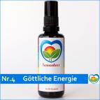 """Lichtessenz Nr. 4 """"Göttliche Energie"""" Sonnenherz Aura Spray"""