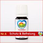 """Sonnenglobuli Nr. 6 """"Schutz & Befreiung"""" von Sonnenherz - energetische Lichtglobuli"""
