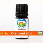"""Sonnen-energetisches Lichtöl Nr. 80 """"Heilstein Orangenkalzit"""" von Sonnenherz"""