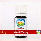 """Sonnenglobuli Nr. 9 """"Yin & Yang"""" von Sonnenherz - energetische Lichtglobuli"""
