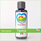 Tantra - Energetisches Massageöl von Sonnenherz 100ml