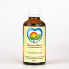 Energetisches Vitamin K2 plus Sonnen-Lichtphotonen von Sonnenherz -50ml