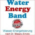Water Energy Band - Trinkwasser Energetisierung nach Dr. Masaru Emoto