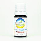 "Sonnenglobuli ""Angst-weg"" e-motion Healing Globuli Nr. 306 energetische Lichtglobuli"