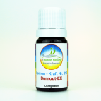 "Sonnenglobuli ""Burnout EX"" e-motion Healing Globuli Nr. 319 energetische Lichtglobuli"