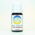 "Sonnenglobuli ""Fluor Entgiftung"" e-motion Healing Globuli Nr. 320 energetische Lichtglobuli"