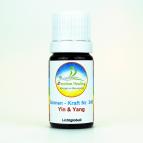"""Sonnenglobuli """"Yin & Yang"""" e-motion Healing Nr. 340 energetische Lichtglobuli"""