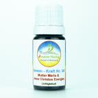 "Sonnenglobuli ""Mutter Maria & Jesus Christus Energie"" e-motion Healing Globuli Nr. 341 energetische Lichtglobuli"