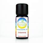 """Sonnen-energetisches Lichtöl """"Entspannung"""" e-motion Healing Öl Nr. 337 für Ihre Chakren"""