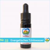 """Licht-Elixier Nr. 33 """"Energetisches Trinkwasser"""" - von Sonnenherz"""