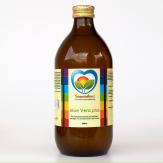 Energetischer Aloe Vera Saft plus Sonnen-Lichtphotonen von Sonnenherz -500ml