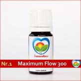 Multi Energie Globuli Nr. 1: Maximum Flow 300 - 300 verschiedene Power-Frequenzen für Ihren Energiekörper - von Sonnenherz
