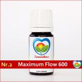 Multi Energie Globuli Nr. 2: Maximum Flow 600 - 600 verschiedene Power-Frequenzen für Ihren Energiekörper - von Sonnenherz