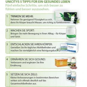 Unicity CoQ10 Advanced Formula™ für Ihre Herzgesundheit